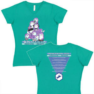 2020 Ladies Cut shirt