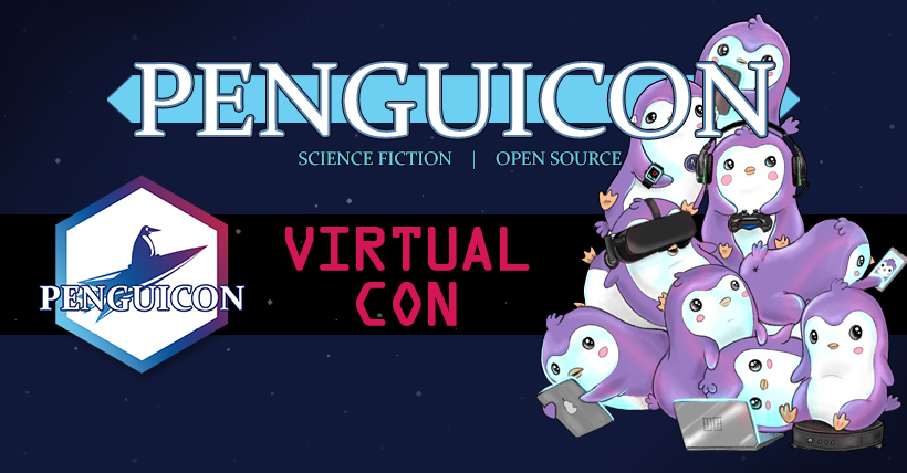 Penguicon header - Virtual Con